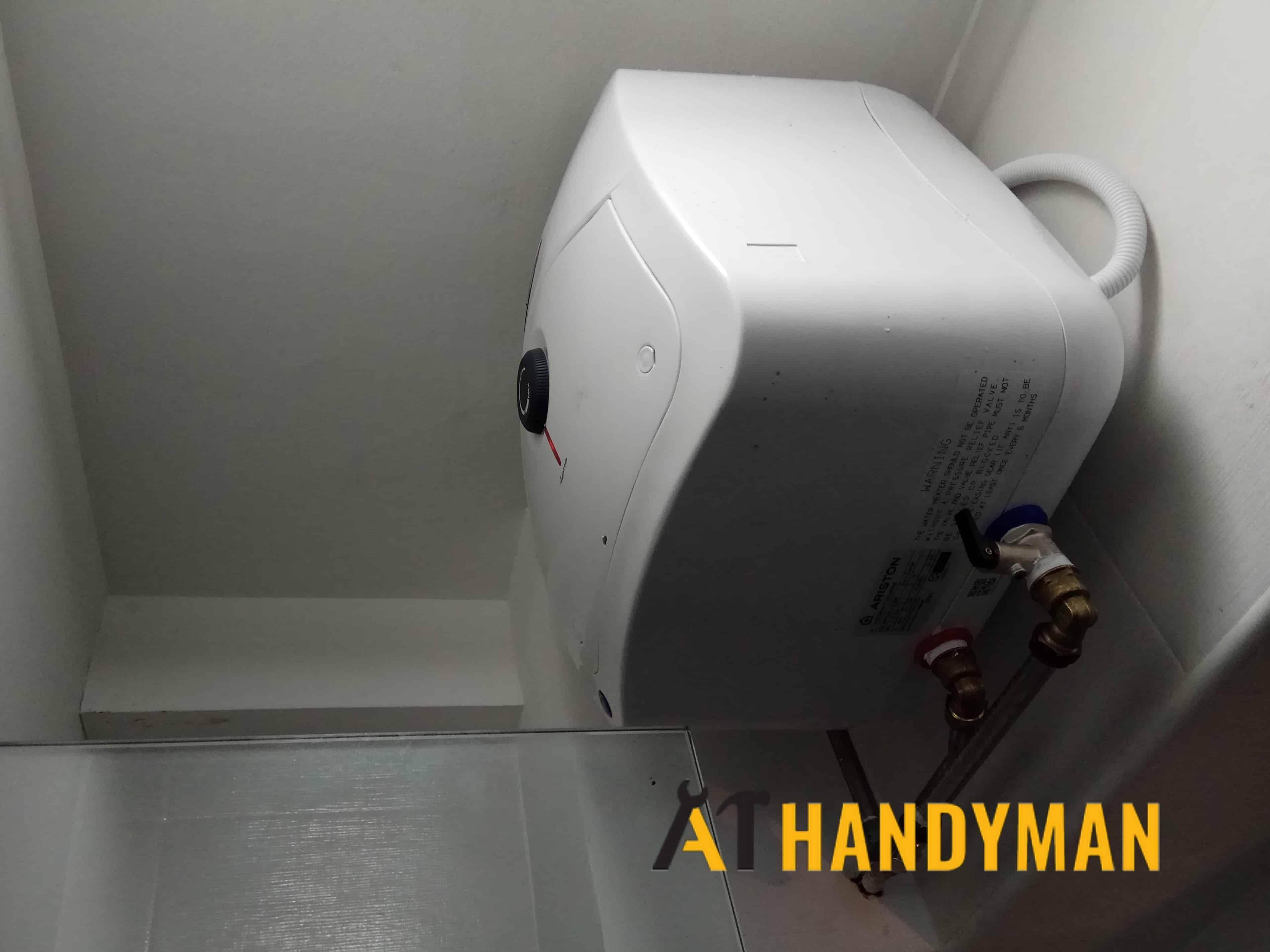 Ariston-storage-water-heater-tank-installation-plumber-singapore-a1-handyman-singapore-hdb-boon-lay-2_wm