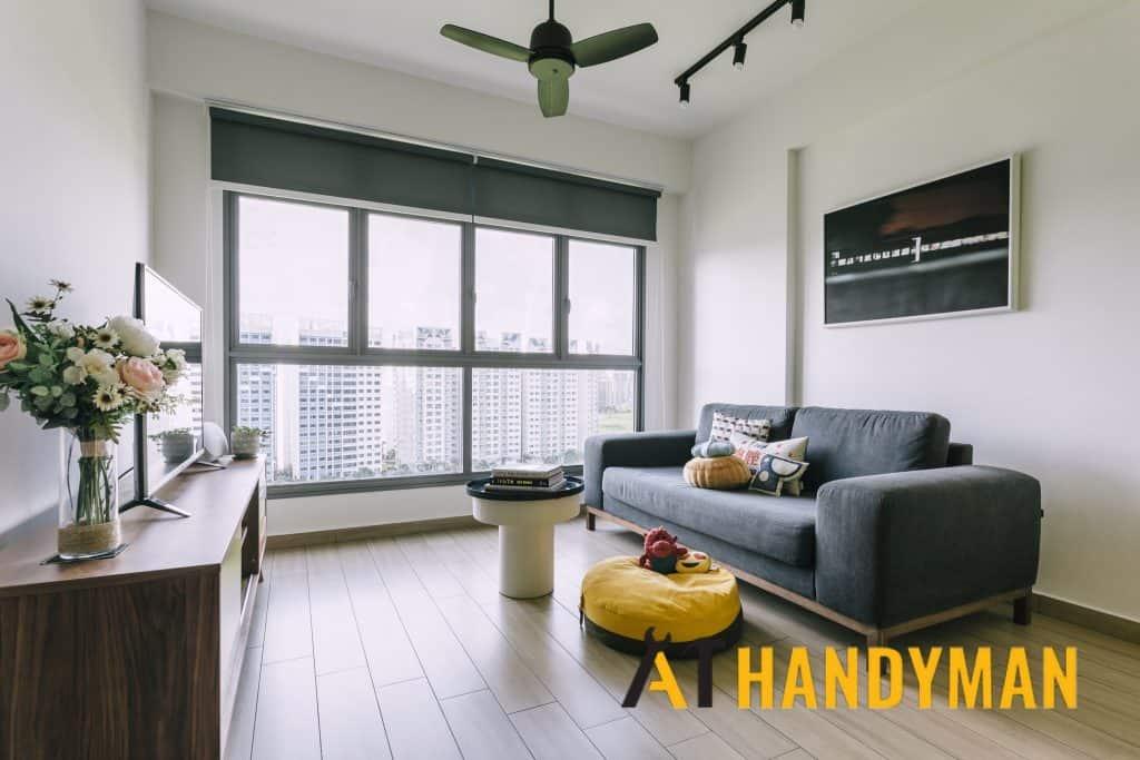 hdb painting a1 handyman singapore