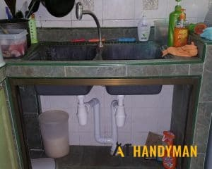 solve kitchen drain choke plumber singapore a1 handyman singapore hdb bishan