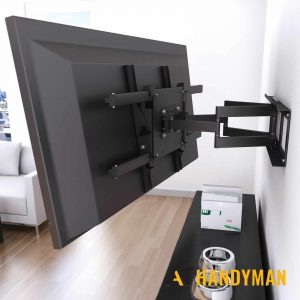 tv bracket installation a1 handyman singapore