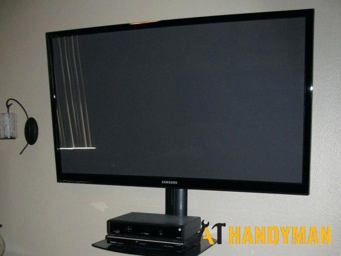 tv bracket installation services a1 handyman singapore condo kallang 1