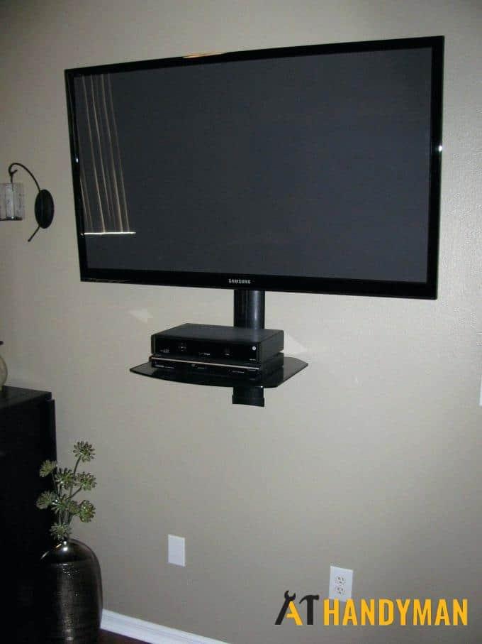 tv bracket installation services a1 handyman singapore condo kallang wm