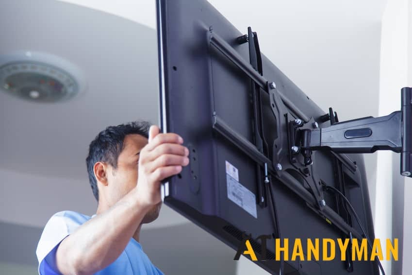 tv installation a1 handyman singapore