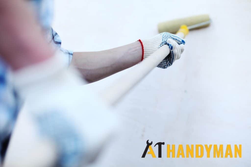 wall painting a1 handyman singapore