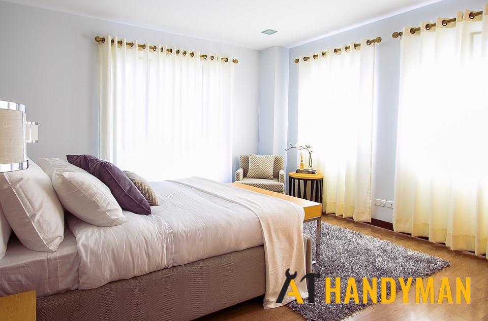 curtain-installation-a1-handyman-singapore
