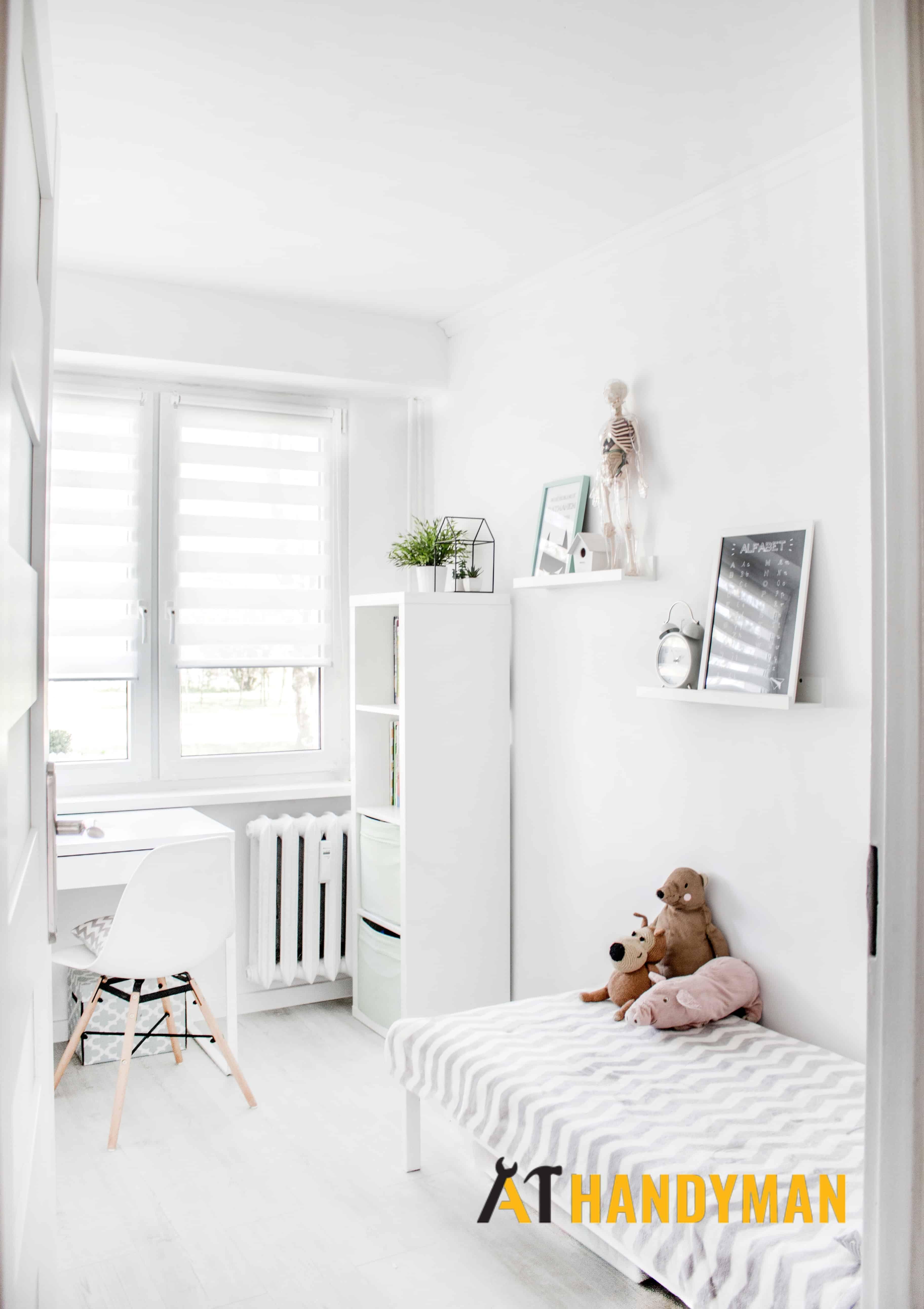 wall-mounted-shelves-installation-a1-handyman-singapore
