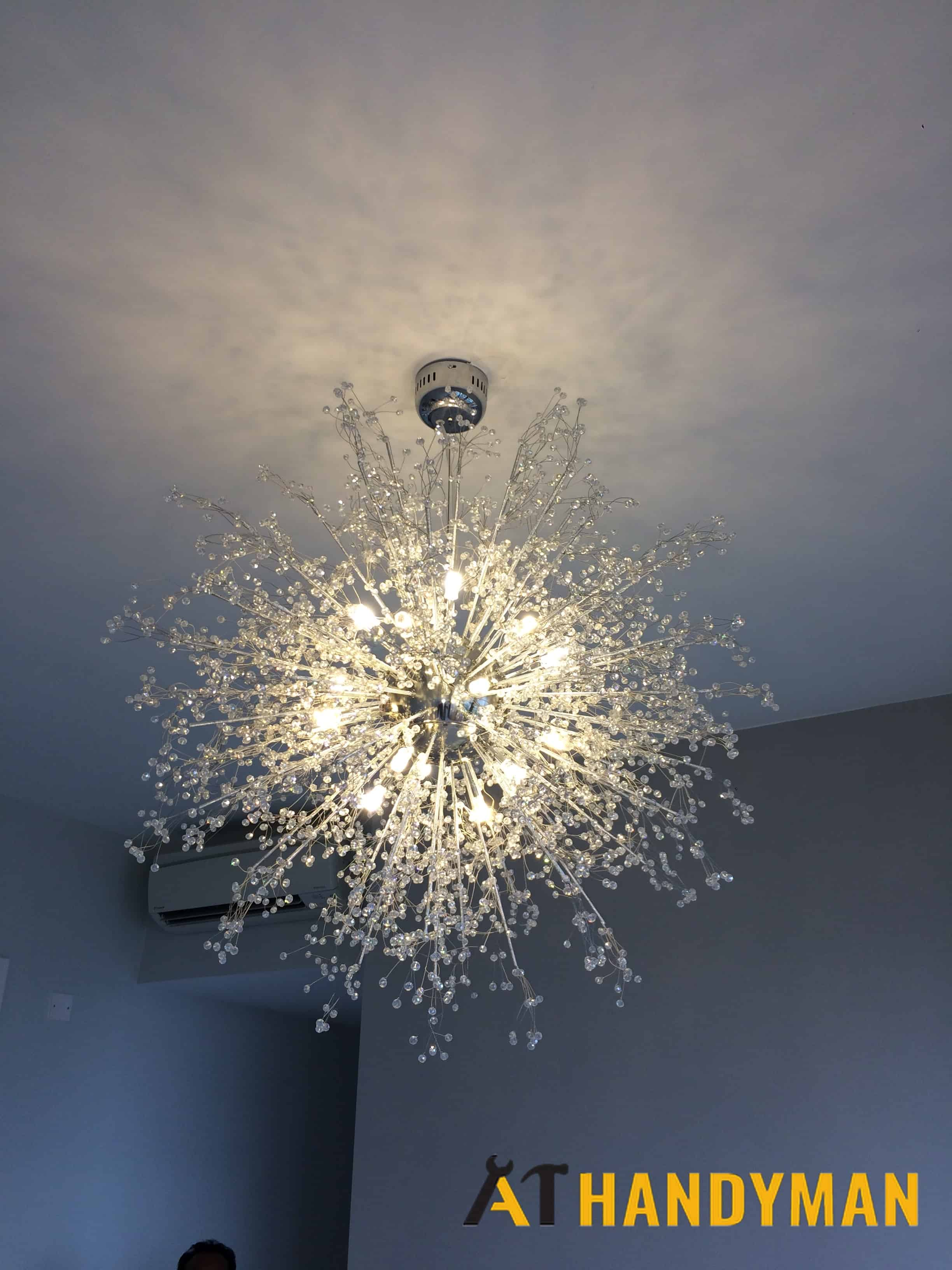 ceiling-light-installation-daylight-electrician-singapore-condo-serangoon-2
