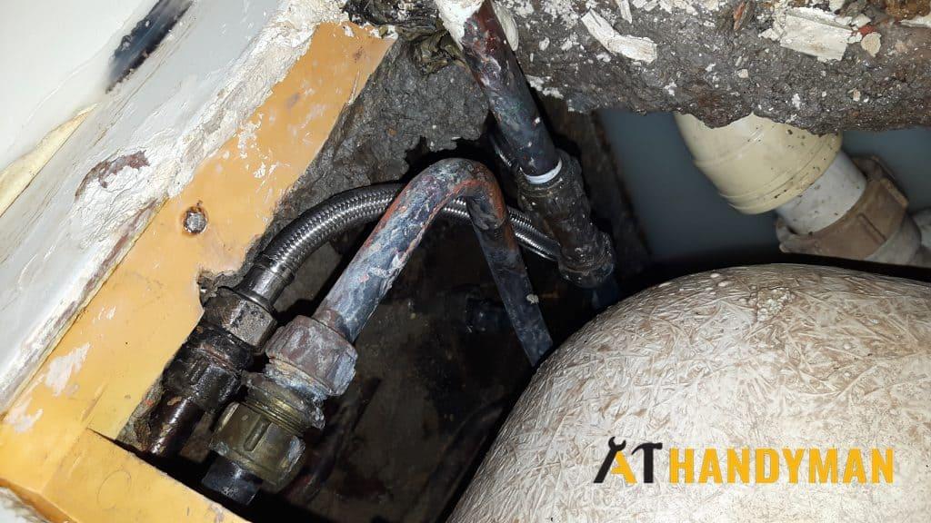 extensive-leaking-pipe-damage-plumber-repair