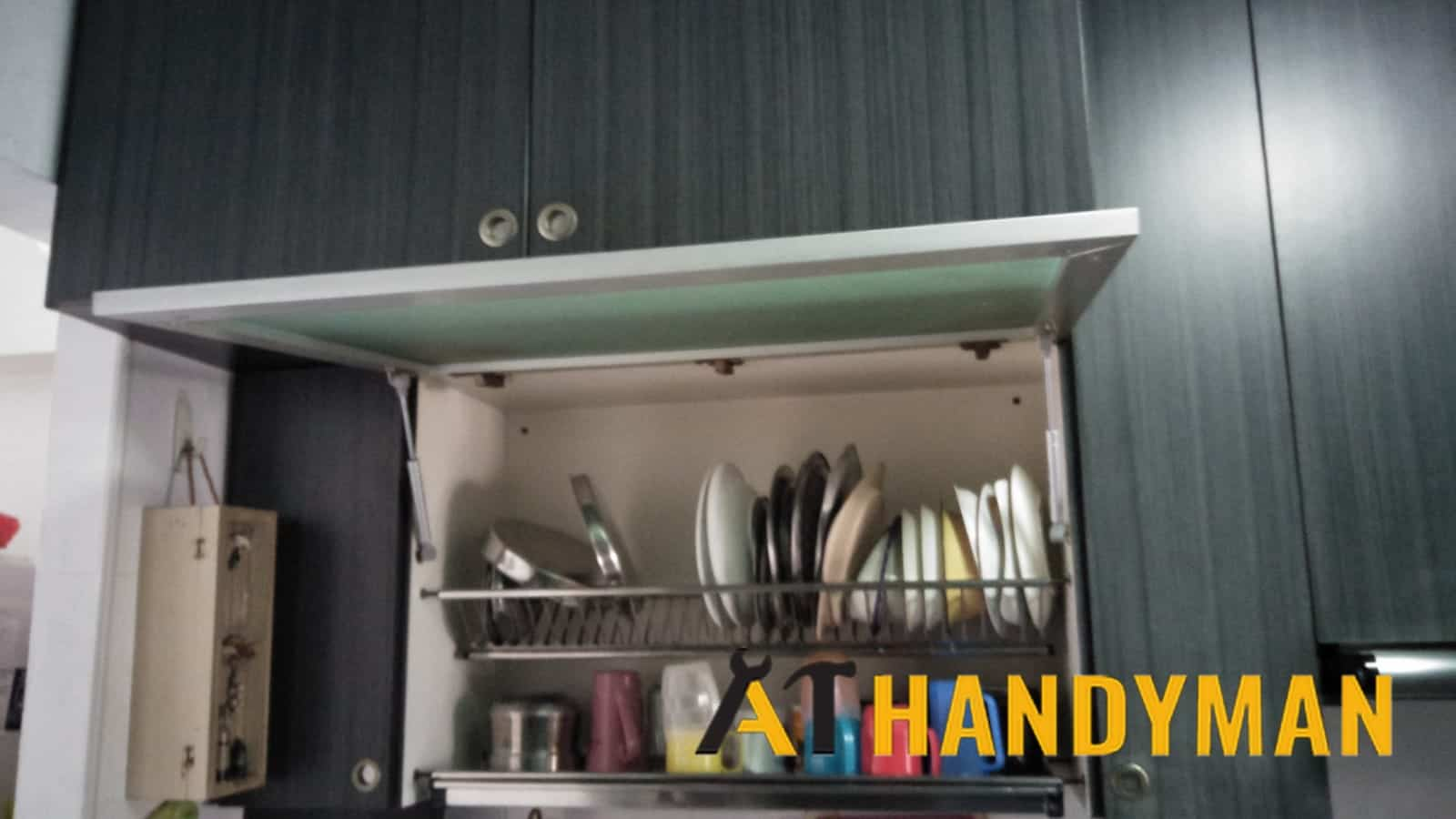 Kitchen Cabinet Hinge Replacement Service Handyman