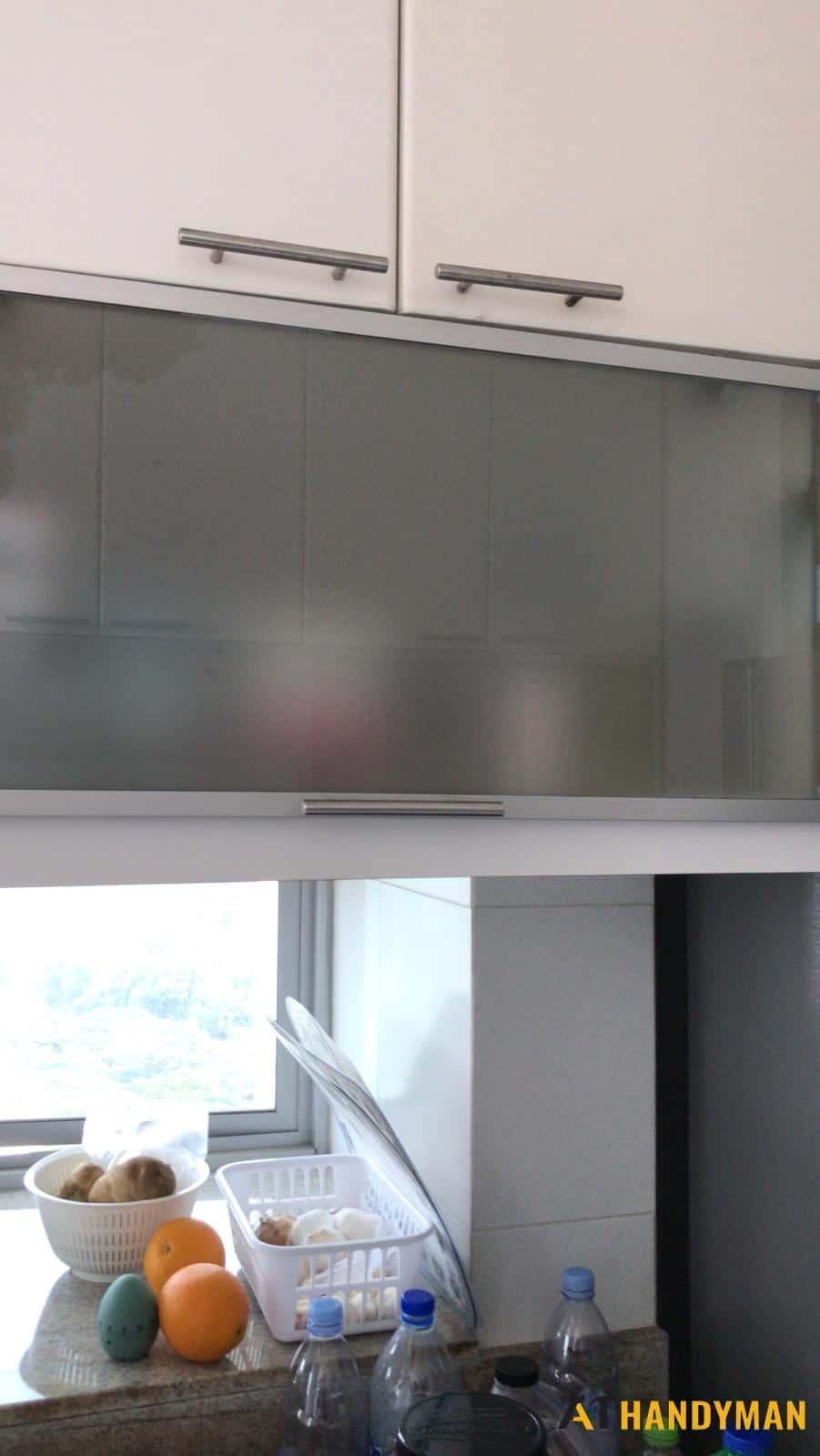 Kitchen Cabinet Hinges Repair Handyman Singapore Condo ...