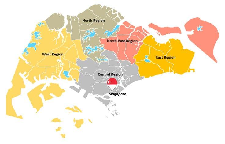 regions in singapore a1 handyman services singapore