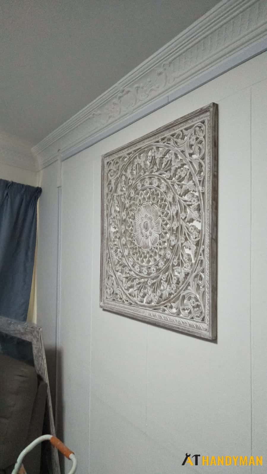 wall-mounted-picture-drilling-services-a1-handyman-singapore-hdb-sin-ming-ave-3_wm